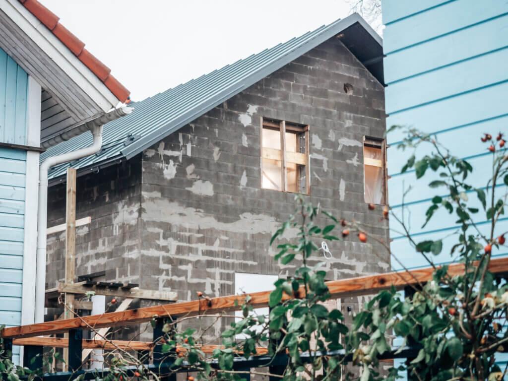 omakotitalon rakentaminen, rakennuspalvelu, pellittäminen, turku