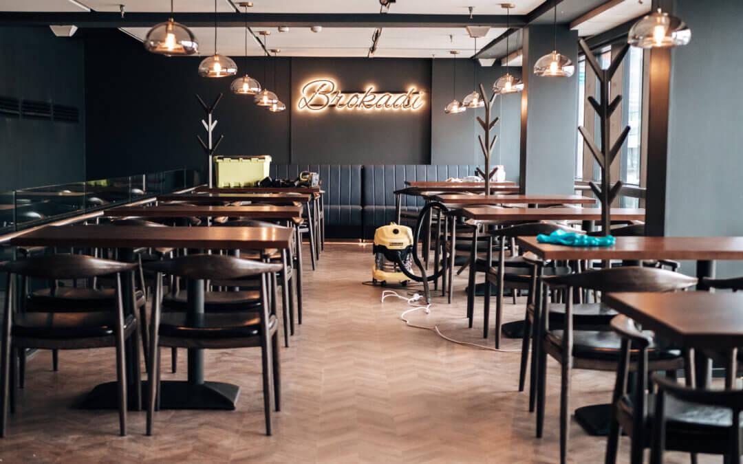 Brokadi – Liiketilaremontti Turun Hansakorttelissa